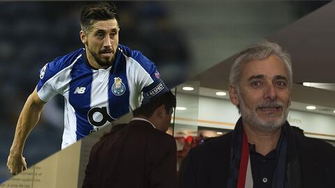 Jesús Martínez asegura que Héctor Herrera tiene una oferta muy importante de Francia