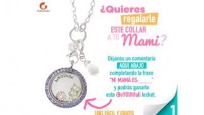 Participa con Galavisión y gánate un collar para tu mamá