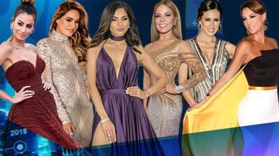 Esta es la lista definitiva de los mejores vestidos en la historia de Premio Lo Nuestro