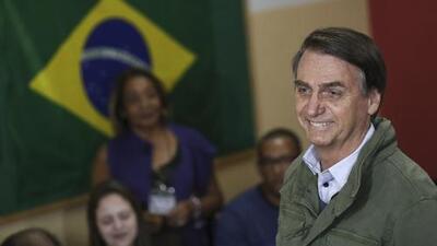 Bolsonaro, el hombre que regirá el destino de Brasil los próximos años