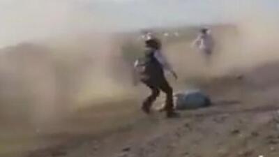 Un hombre muere en la carrera de caballos de la fiesta de quince años Rubí Ibarra
