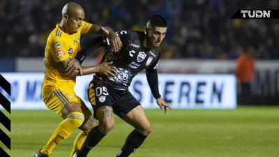 Tigres, la mejor defensiva del Apertura 2019