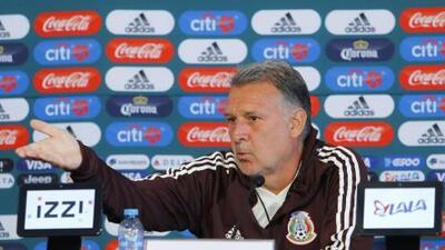 Para 'Tata' Martino, el Liga MX hay juegos más competitivos que en Europa
