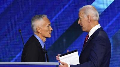 'Los de arriba y los de abajo': lo que dejó el tercer debate presidencial demócrata