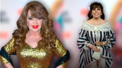"""Olga Breeskin saca """"las garras"""" por su comadre Verónica Castro y le pide a Yolanda Andrade parar"""
