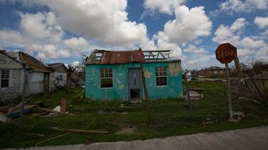 La vida en el ojo del huracán