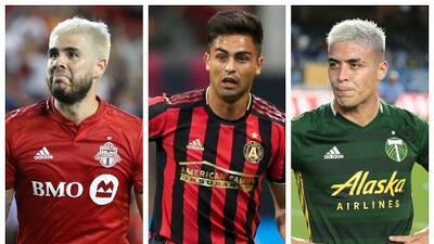 MLS invirtió casi 80 millones de dólares en sus fichajes más relevantes de 2019
