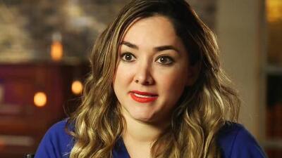 Sherlyn le lanzó una crítica a los jueces de Mira Quién Baila que se había callado en el escenario