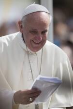 Papa agradeció 'inolvidable' acogida
