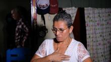 """""""Mi hija huyó de una mala relación"""": abuela del niño nicaragüense de 10 años abandonado en la frontera"""
