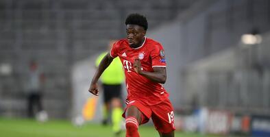 Alerta en el Bayern Múnich por posible lesión de Alphonso Davies