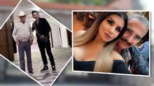 Así ha avanzado el romance de Vicente Fernández Jr. y Mariana González: ya hasta presentó a su suegro