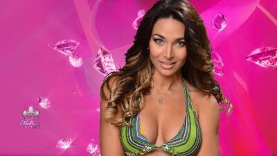 Lisandra Silva finalista de Nuestra Belleza Latina 2015