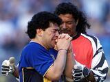 René Higuita pide que la Copa América lleve el nombre de Maradona