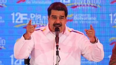 """""""Somos invisibles, somos invencibles"""": la consigna de Maduro mientras miles de venezolanos marcharon por la ayuda humanitaria"""