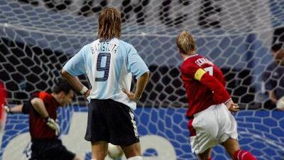 Desde Corea-Japón 2002, Argentina no se queda sin clasificar a los Octavos de final de un mundial