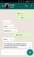Así empieza la novela de Tamara y Eduardo, el romance de WhatsApp del que todos hablan en México