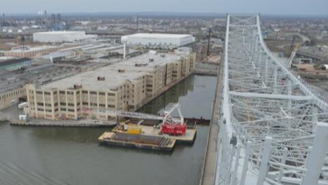 Abre al tránsito nuevo puente Goethals que conectará a Elizabeth y Staten Island