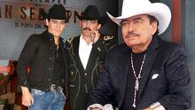 Recuerdan con una misa el cumpleaños 70 de Joan Sebastian con la ausencia de Julián y José Manuel Figueroa