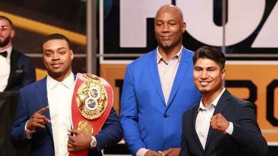 Errol Spence y Mikey García encabezan calendario boxístico de lujo para 2019