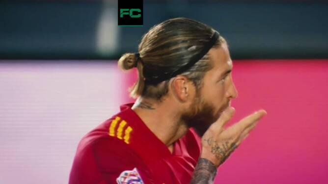 Sergio Ramos y su importancia en la selección de España