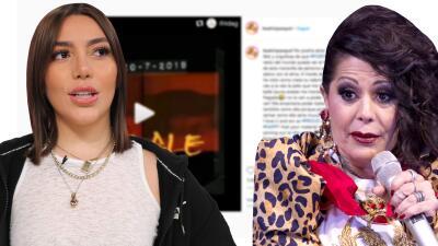 Con el apoyo de su madrastra, Frida Sofía se enfrentará con Alejandra Guzmán