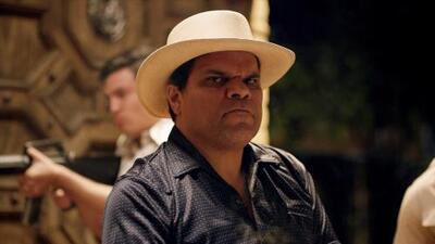 Luis Guzmán es José Gonzálo Rodríguez Gacha 'The Mexican'