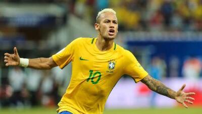 Neymar no es convocado con Brasil para el duelo ante Argentina
