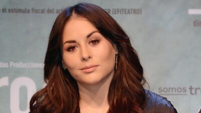 Zuria Vega revela que perdió un bebé antes de tener a Lúa