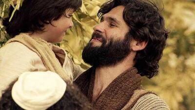 Jesús pidió a sus discípulos dejar que los niños estén cerca de él