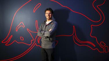 Sergio Pérez va por el campeonato con Red Bull en la F1