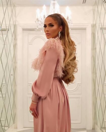 <b>Jennifer Lopez</b>: Cantante, actriz, bailarina, productora, empresaria. Todo lo que toca es oro y parece que todavía está empezando.
