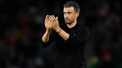"""Luis Enrique no dirigirá a la Roja ante Malta por """"motivos familiares"""""""