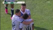 ¡Golazo del Puebla! Extraordinaria definición de Tabó para el 0-2