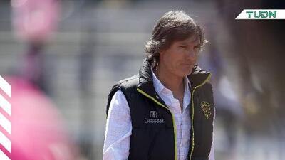 """Gabriel Caballero no escatimó en elogios para su equipo: """"Hemos competido con todos"""""""