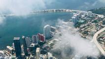 Condiciones menos cálidas, pero más secas se esperan durante este sábado en Miami