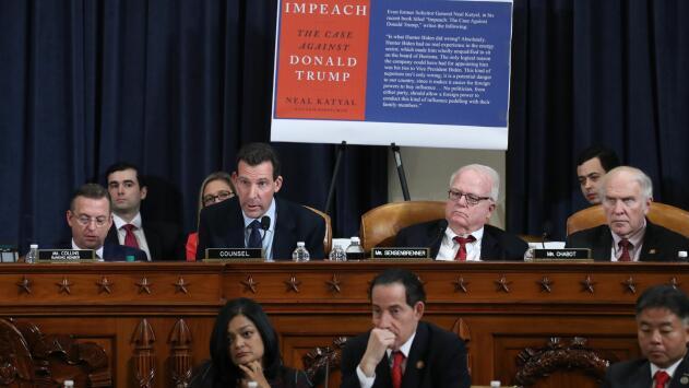 El Comité Judicial inicia la revisión de las pruebas antes de redactar los llamados artículos de 'impeachment'