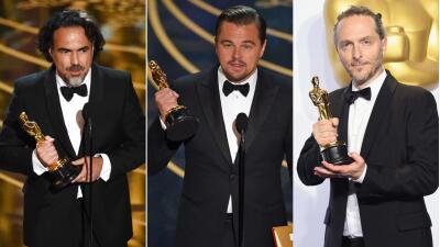 Oscar 2016: resumen minuto a minuto