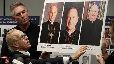 Diócesis de San José amplía su lista de sacerdotes acusados de abuso sexual de menores