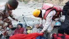 Devastadora avalancha: cientos de desaparecidos y decenas de muertos tras la ruptura de un glaciar
