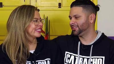 Con ganas y un poco de temor, la 'influencer' Ana Alvarado y su esposo se animaron a mostrar lo 'inseparables' que son