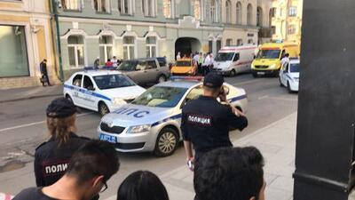 Taxi atropella en accidente a seguidores en Rusia; hay aficionados mexicanos entre los heridos