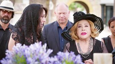 Doña Imelda no murió: sobrevivió a su infarto, pero los Córcega se despidieron de alguien más
