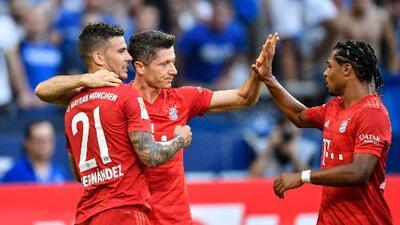 Schalke 0-3 Bayern Munich – Resumen y Goles – Bundesliga Jornada 2