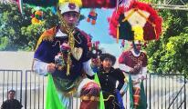Danzas y tradiciones reunieron a la comunidad oaxaqueña en Fresno