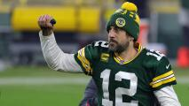 Rodgers no se ve fuera de los Green Bay Packers
