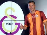 Galatasaray anuncia la contratación del alemán Lukas Podolski