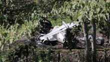 Luto en la Fuerza Aérea de México tras el siniestro de un avión oficial en Veracruz