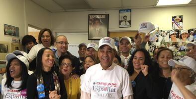 ¿Por qué Adriano Espaillat tiene la ventaja en el distrito 13 de Nueva York?