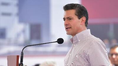 """""""Yo también me he sentido espiado"""", dice Peña Nieto luego que su gobierno fue acusado de intervenir teléfonos"""